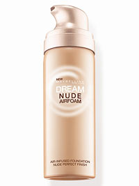 Maybelline New York Dream Nude Airfoam Lightweight Foam Foundation