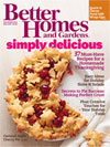 BHG Cover November 2012