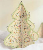 Christmas Tree Cookies (Downloadable Plan)