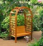Garden Arbor (Downloadable Plan)