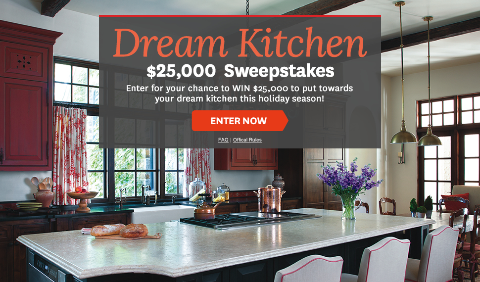 Better homes and gardens dream kitchen 25 000 Home and garden contest