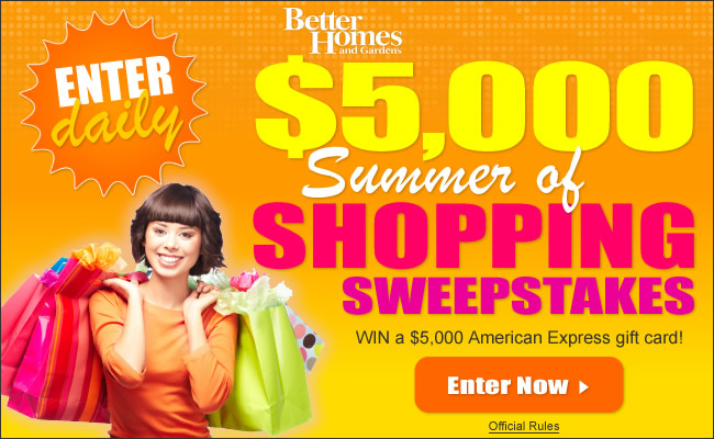 Top 28 Bhg Daily Sweepstakes Bhg Sweepstakes