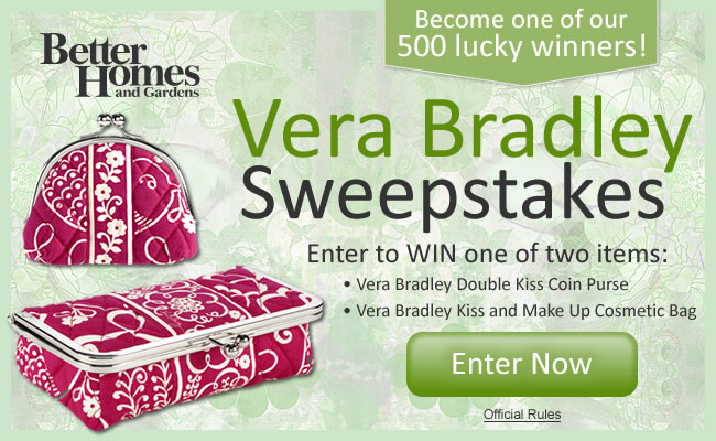 Top 28 Bhg Daily Sweepstakes Bhg Stylemakers