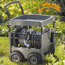 Suncast Hose Reel Cart
