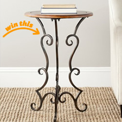 Safavieh Side Table