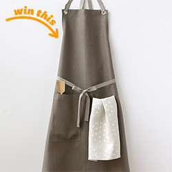 Apron and Towel Set