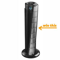 Vornado Tower Circulator Fan