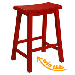 Color Story Counter Stool