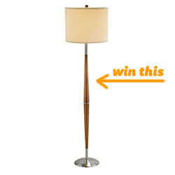 Better Homes and Gardens Floor Lamp