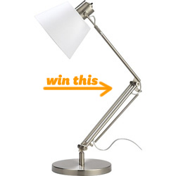 Slim Desk Lamp