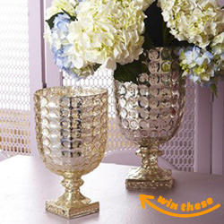 Goblet Tealight Holder - Set of 2