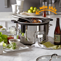 All-Clad 4-Qt. Slow Cooker