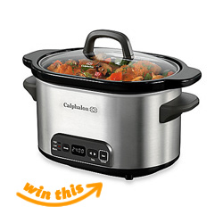 Calphalon® 4-Qt. Digital Slow Cooker