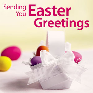 Sending You Easter Greetings