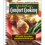 Quick and Easy Comfort Cooking