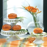 Mini Cake Plates (Set of 3)