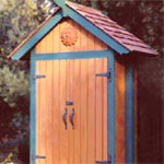 Compact Garden Shed Plans