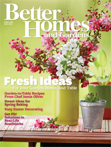 Better Homes and Gardens Magazine Better Homes and Gardens - New US 2 yr