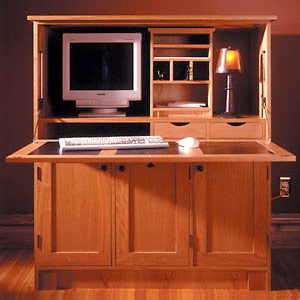 Home Office Desk Plans | Ask the Builder
