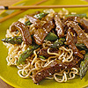 Sesame Beef & Asparagus Stir-Fry