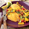 Catfish and Corn Salsa
