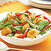 Citrus Chicken Stirfry