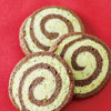 Cocoa-Pistachio Pinwheels