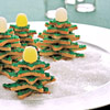 Brown Sugar Shortbread Trees