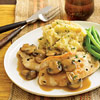 Chicken Scaloppine Marsala