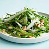 Crispy Snow Pea and Fennel Slaw