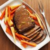 Pot Roast with Root Vegetables