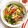 Chicken Veggie Noodle Bowl