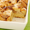 Banana Bread Pudding