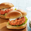 Easy Salmon Burgers
