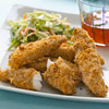 Crispy Fish Sticks & Chili Dipping Sauce