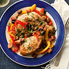 Braised Basque Chicken