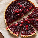 Cranberry Tart