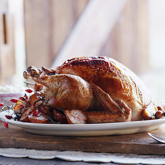 Roast Turkey for Thanksgiving: Give It a Fab Flavor Makeover!