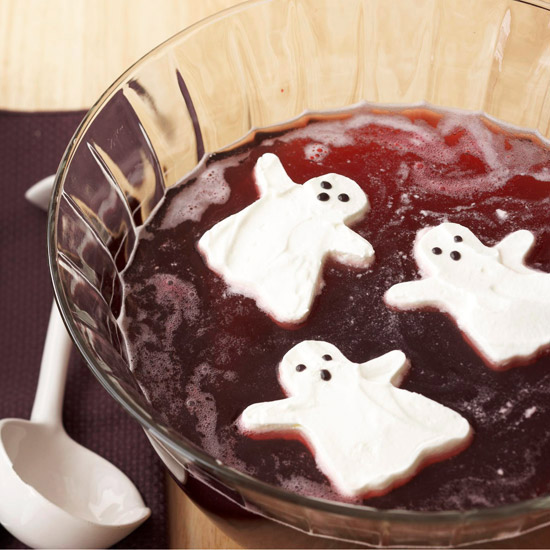 Halloween Ghost Punch