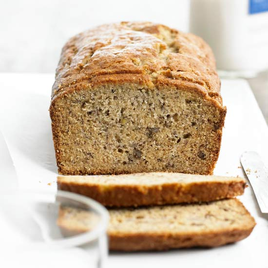 Mad for Plaid Banana Bread
