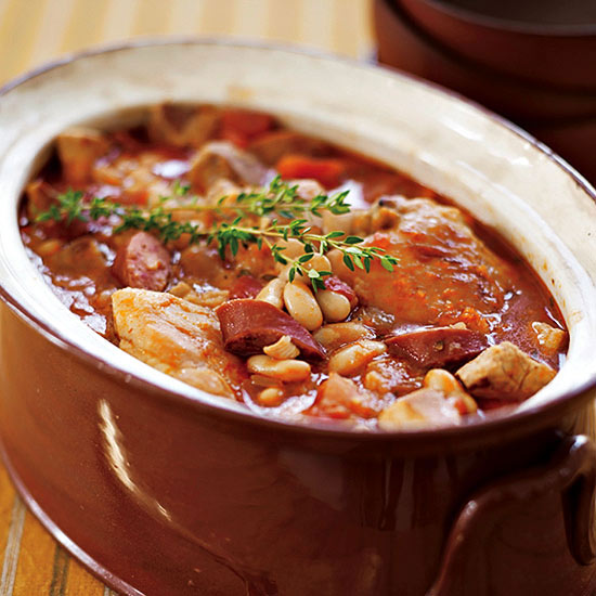 Slow-Cooker Cassoulet   Family Circle