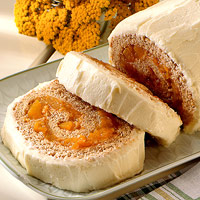 Image of Apricot-filled Jelly Roll, Better Homes and Garden