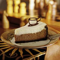 Cafe Au Lait Cheesecake