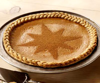 Image of Almond-crunch Pumpkin Pie, Better Homes and Garden