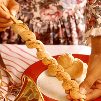 Spiral Breadsticks and Bread Knots