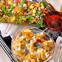 Image of Antipasto Platter With Prosciutto And Melon, Better Homes and Garden
