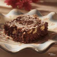 Matzo Brownies