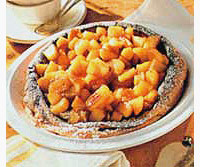 Image of Apple Dutch Babies, Ladies' Home Journal