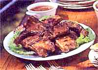 Sweet and Spicy BBQ Baby Back Ribs