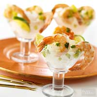 Fiesta Shrimp Appetizers
